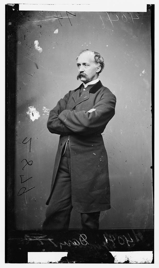 Hon. Henry Winter [?] Davis of Md.