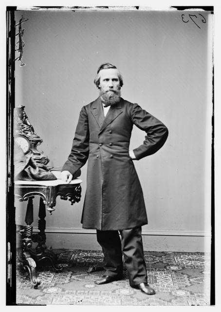 Hon. Joseph W. McClurg