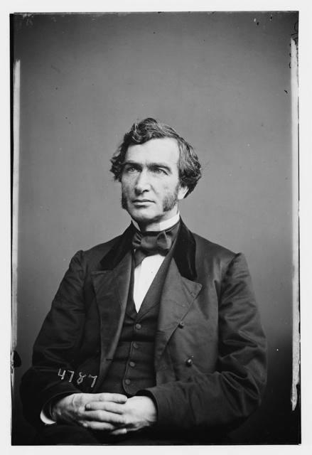 Hon. Justin Smith Morrill of Vermont