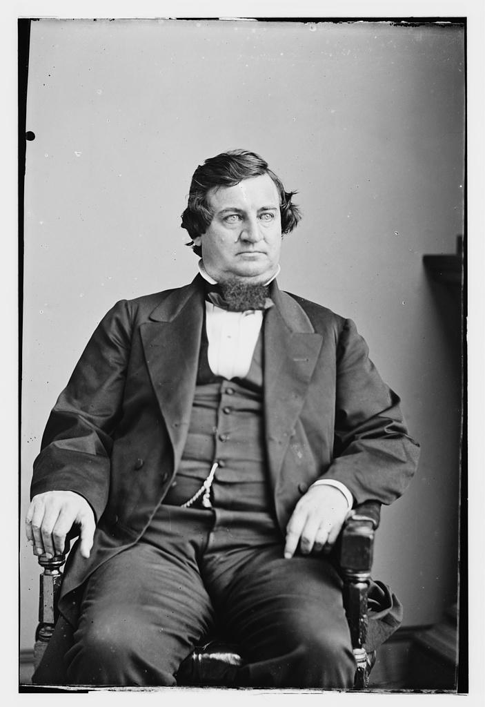 Hon. Lyman Tremain of N.Y.
