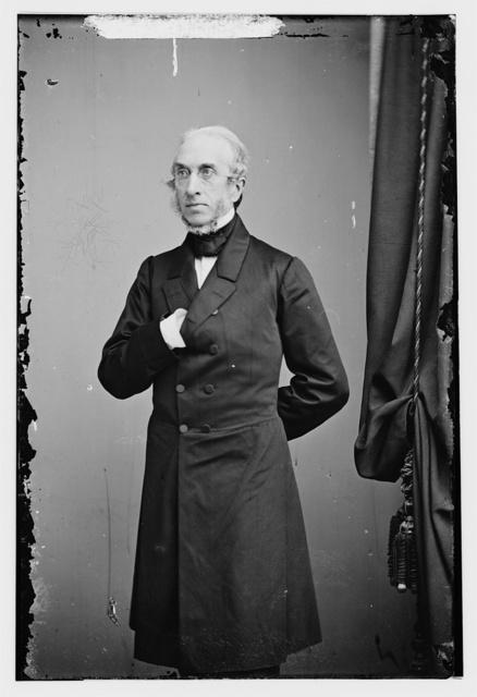Hon. Robert Charles Winthrop of Mass.