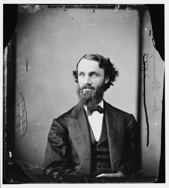 Hon. Samuel C. [?] Pomeroy of Kansas