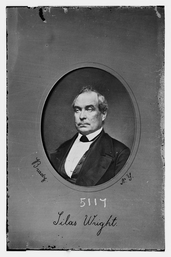 Hon. Silas Wright of N.Y.
