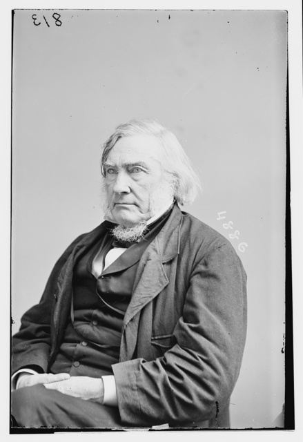 Judge Samuel Nelson