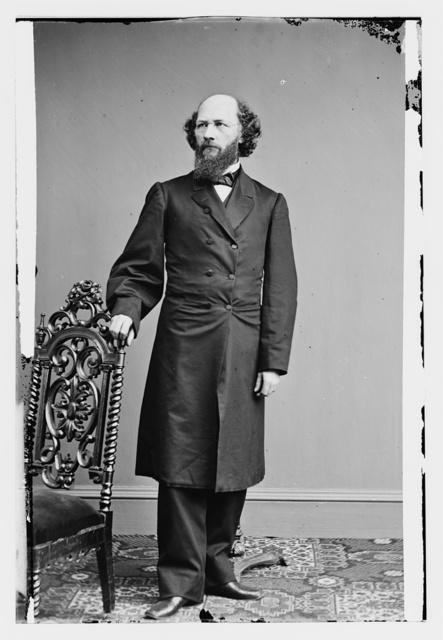 Judge S.J. Field