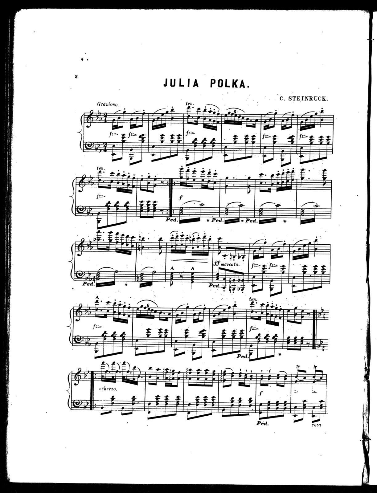 Julia polka