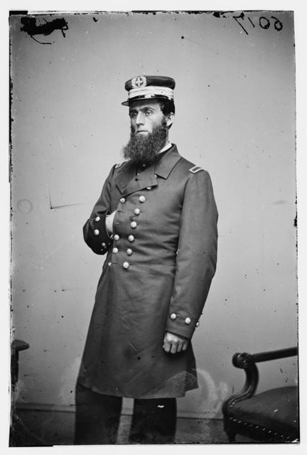 Levi Sweetzer, U.S.N.