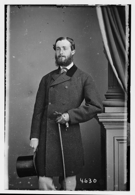 Lord Edward Clinton of England