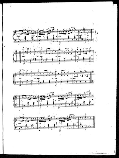 Madame La Grange polka mazurka