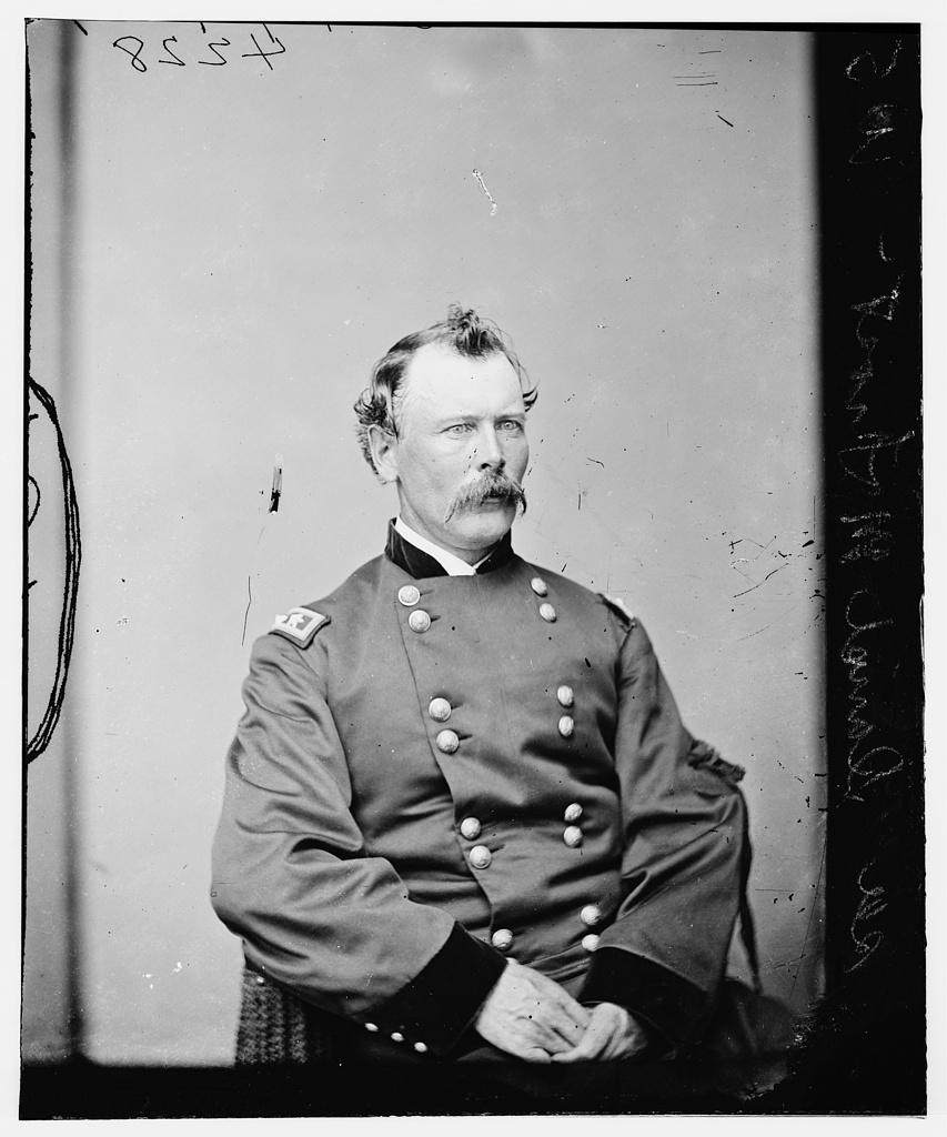 Maj. Gen. T.C. Devin [?], U.S.A.