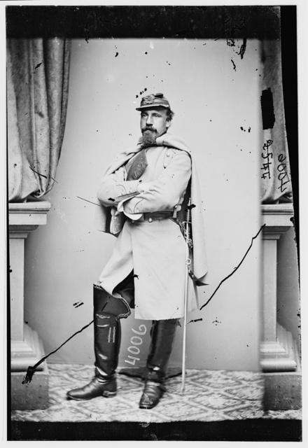 Major Gihl, U.S.A.