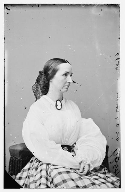 Miss A.J. Evans