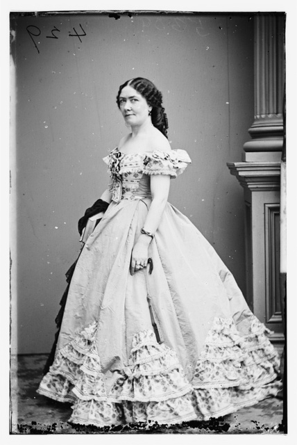 Mme. Clara M. Brinkerhoff