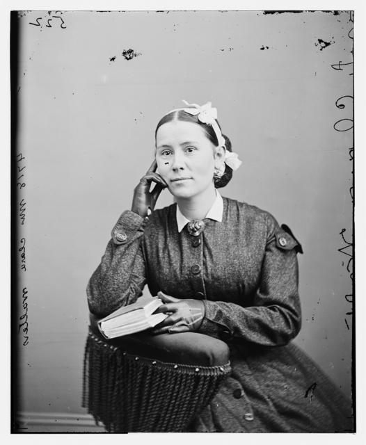 Mrs. Clara Walters