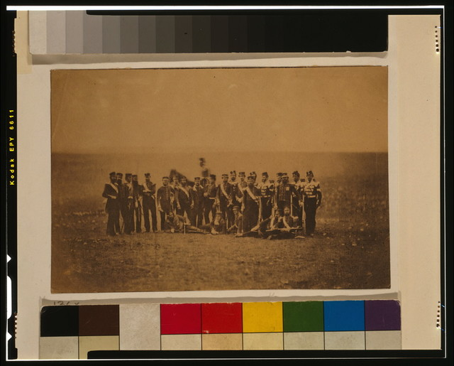 Officers of the 88th Regiment