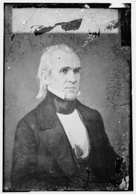 President James A. Polk