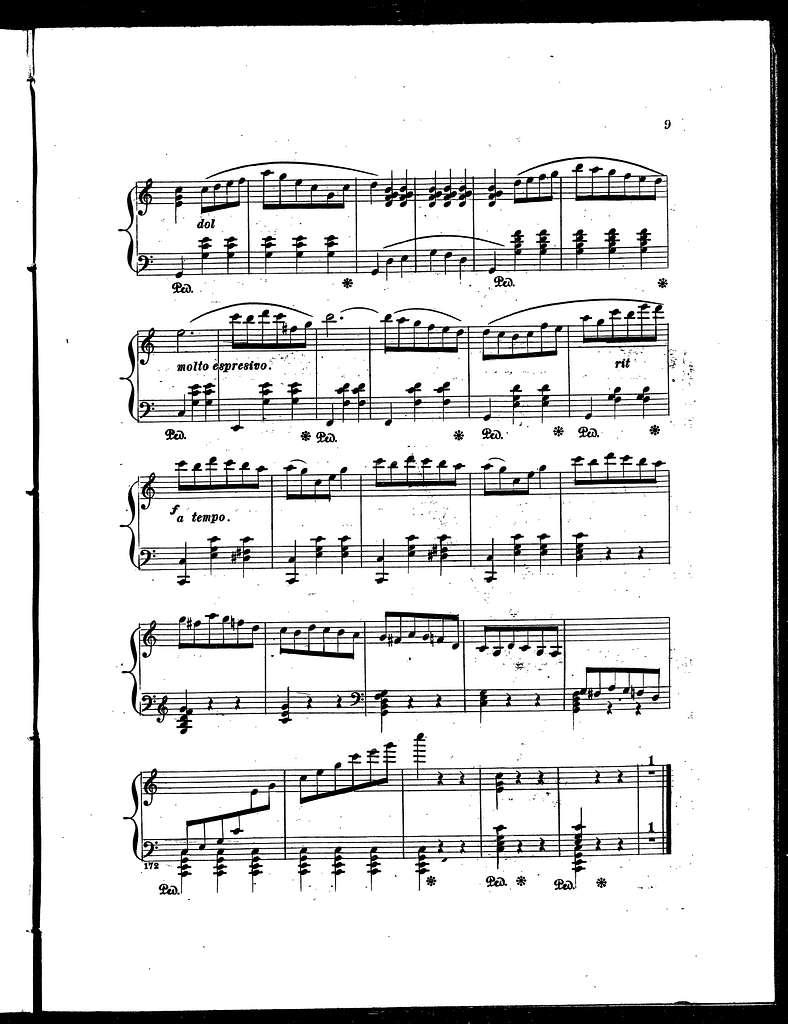 Remembrance of Nantucket, waltz, op. 13