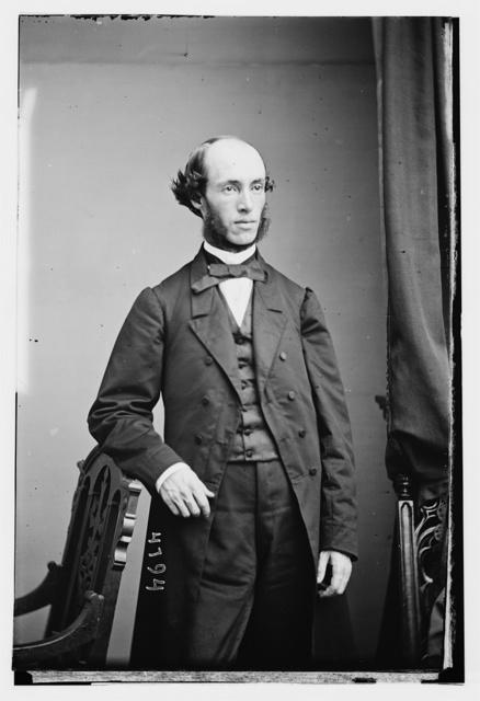 Rev. H[?] Alexander