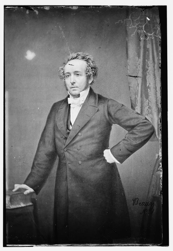 Rev. McClintock