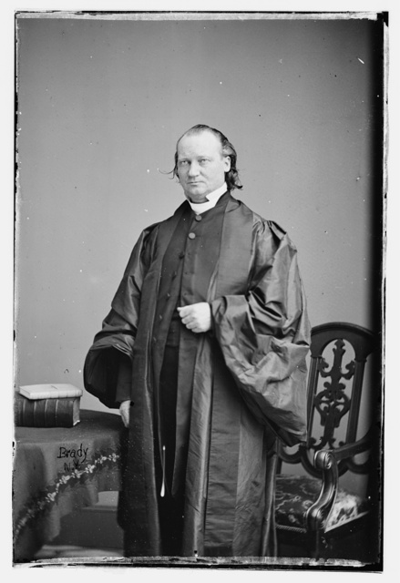 Rev. McMahon