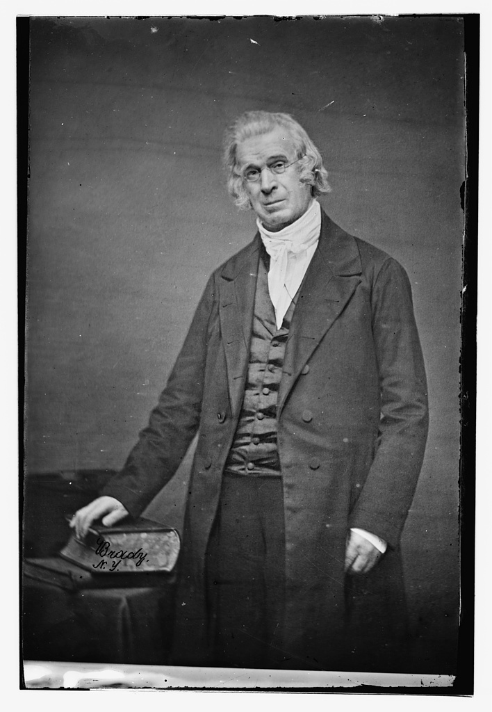 Rev. Nathan Bangs