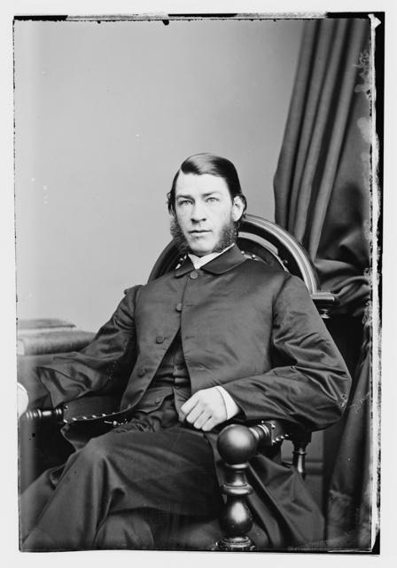 Rev. R.R. Booth