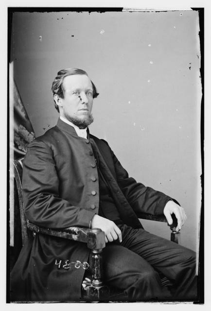 Rev. S.A. Clark of N.Y.