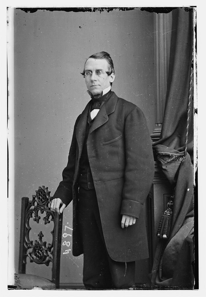 Rev. Sewell