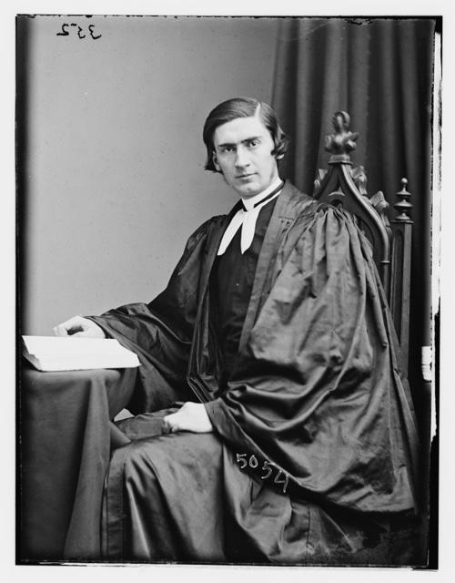 Rev. W.D. Walker