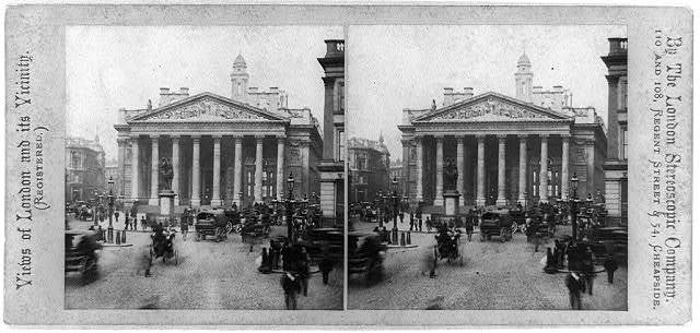 Royal Exchange / by the London Stereoscopic Company.