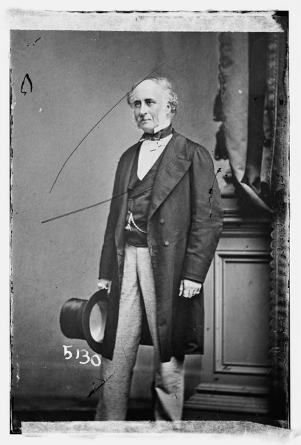Sir Frederick Bruce of England