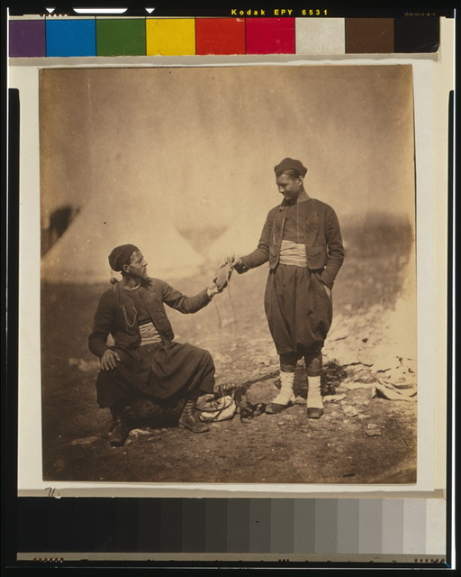 Two Zouaves
