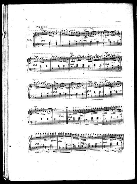 Affection waltz, with variations