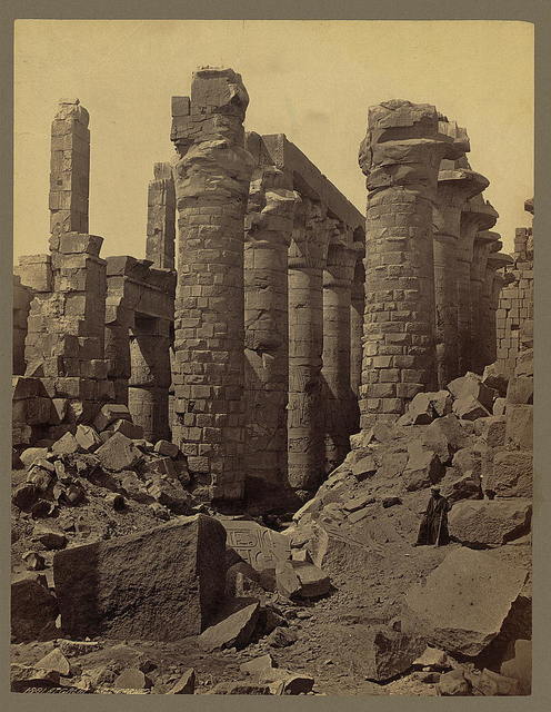 At Great Hall. Carnac