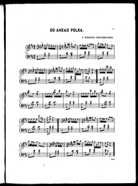 Go ahead polka
