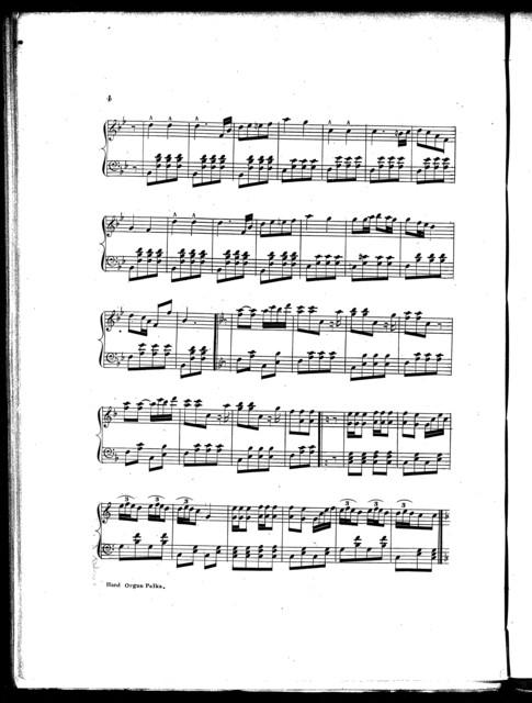 Hand organ polka