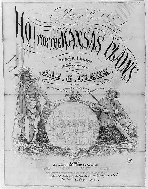 Ho! For the Kansas Plains