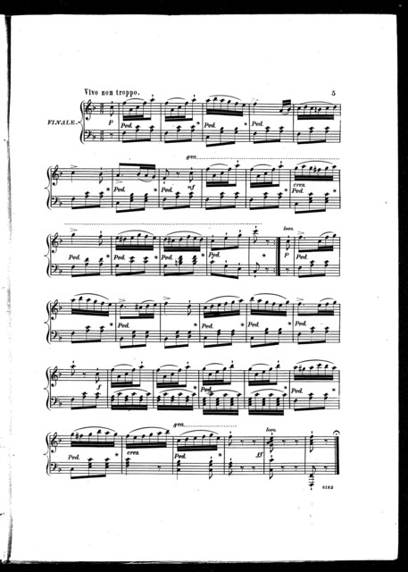 Hull's victory, with variations, op. 667