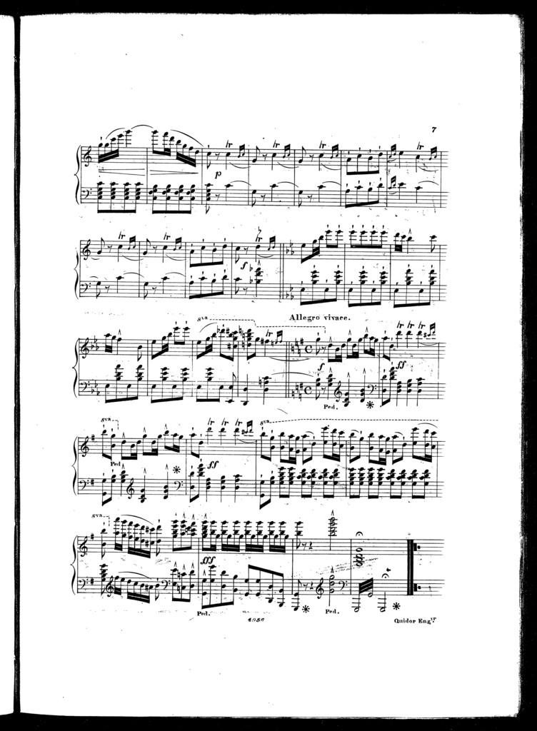 L'etoile du Nord, op. 25