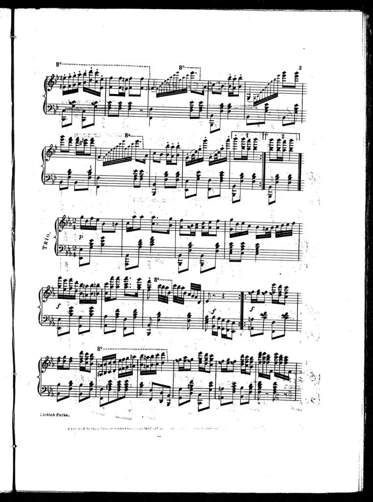 Liebich polka, op. 130