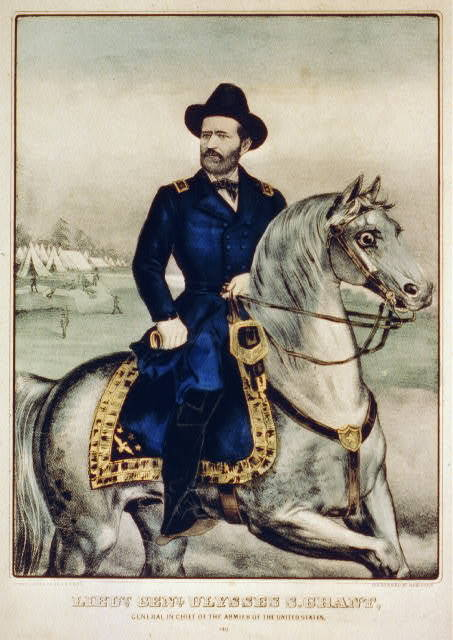 Lieut. Genl. Ulysses S. Grant: General in Chief of the armies of the United States