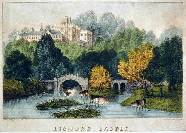 Lismore Castle: County Waterford