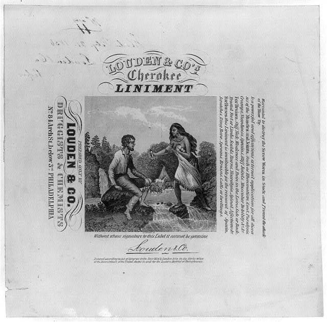 Louden & Co.'s Cherokee Liniment