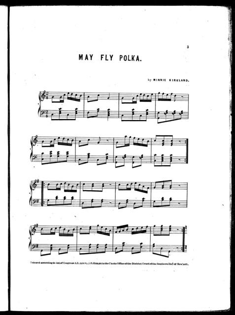 May fly polka