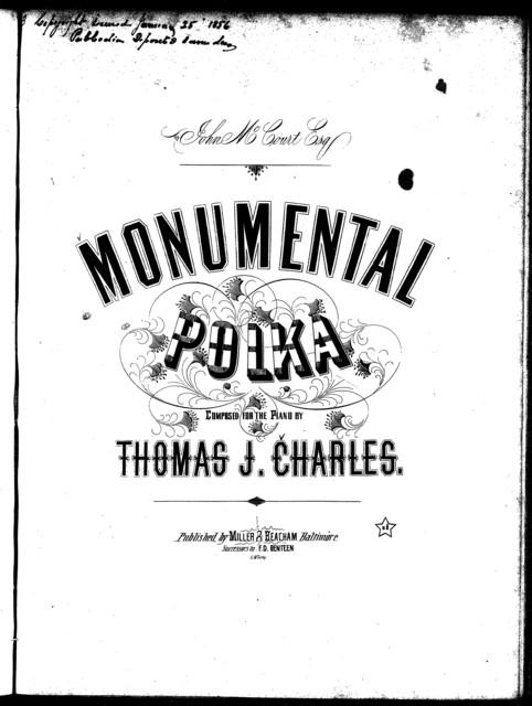 Monumental polka