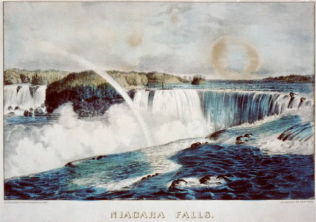 Niagara Falls: from the Canada side