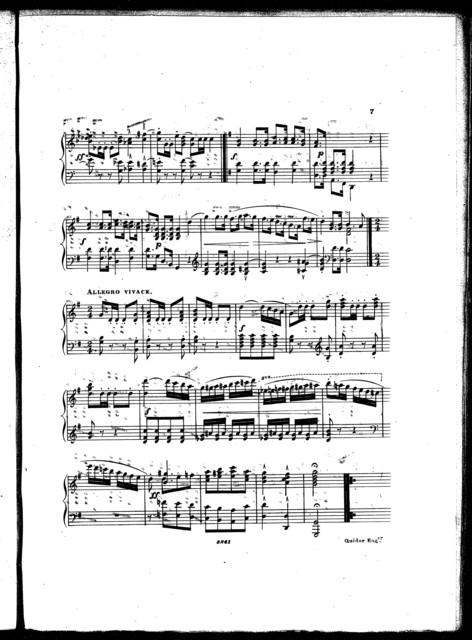 Rv̊e de jeune fille = The maiden's dream, op. 18
