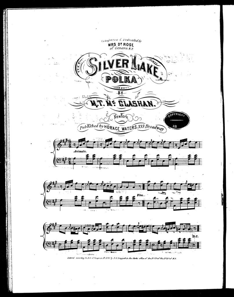 Silver Lake polka