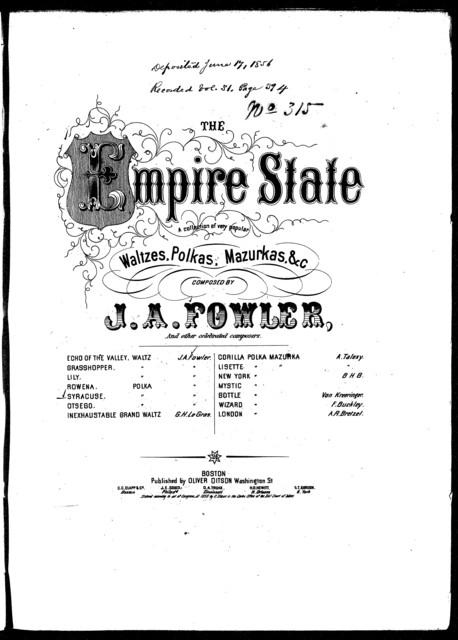 Syracuse polka