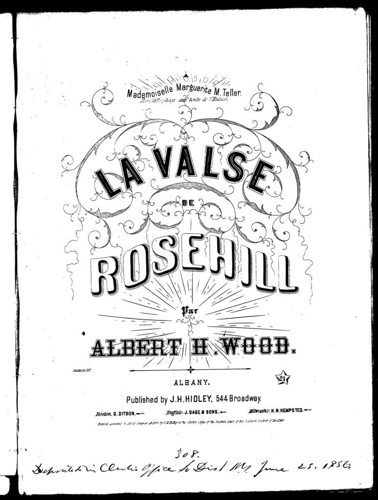 Valse de Rosehill